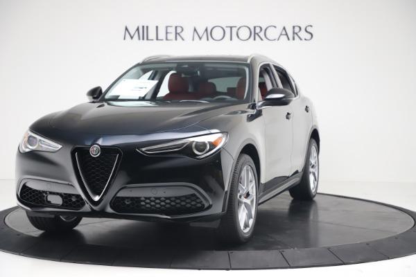 New 2019 Alfa Romeo Stelvio Ti Q4 for sale Sold at McLaren Greenwich in Greenwich CT 06830 1