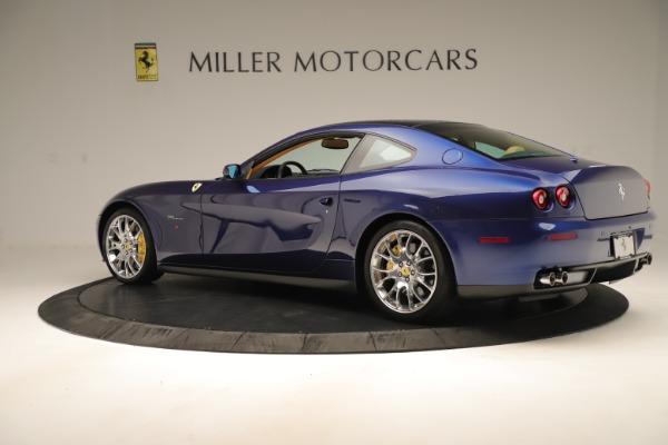 Used 2009 Ferrari 612 Scaglietti OTO for sale Sold at McLaren Greenwich in Greenwich CT 06830 4