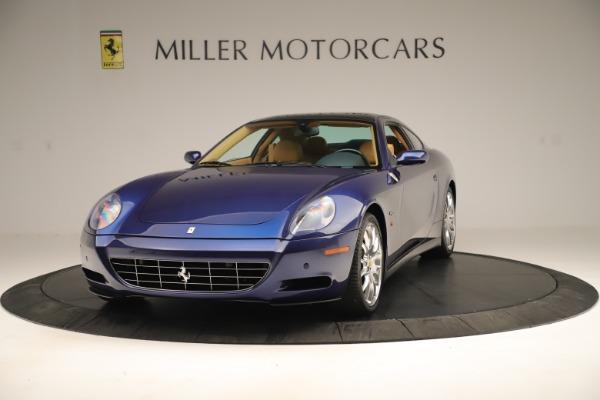 Used 2009 Ferrari 612 Scaglietti OTO for sale Sold at McLaren Greenwich in Greenwich CT 06830 1