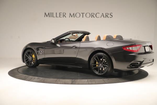 New 2019 Maserati GranTurismo Sport Convertible for sale $163,845 at McLaren Greenwich in Greenwich CT 06830 4