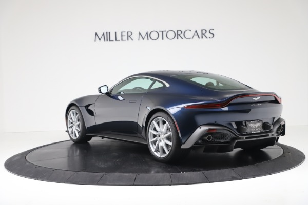 New 2020 Aston Martin Vantage Coupe for sale Sold at McLaren Greenwich in Greenwich CT 06830 3