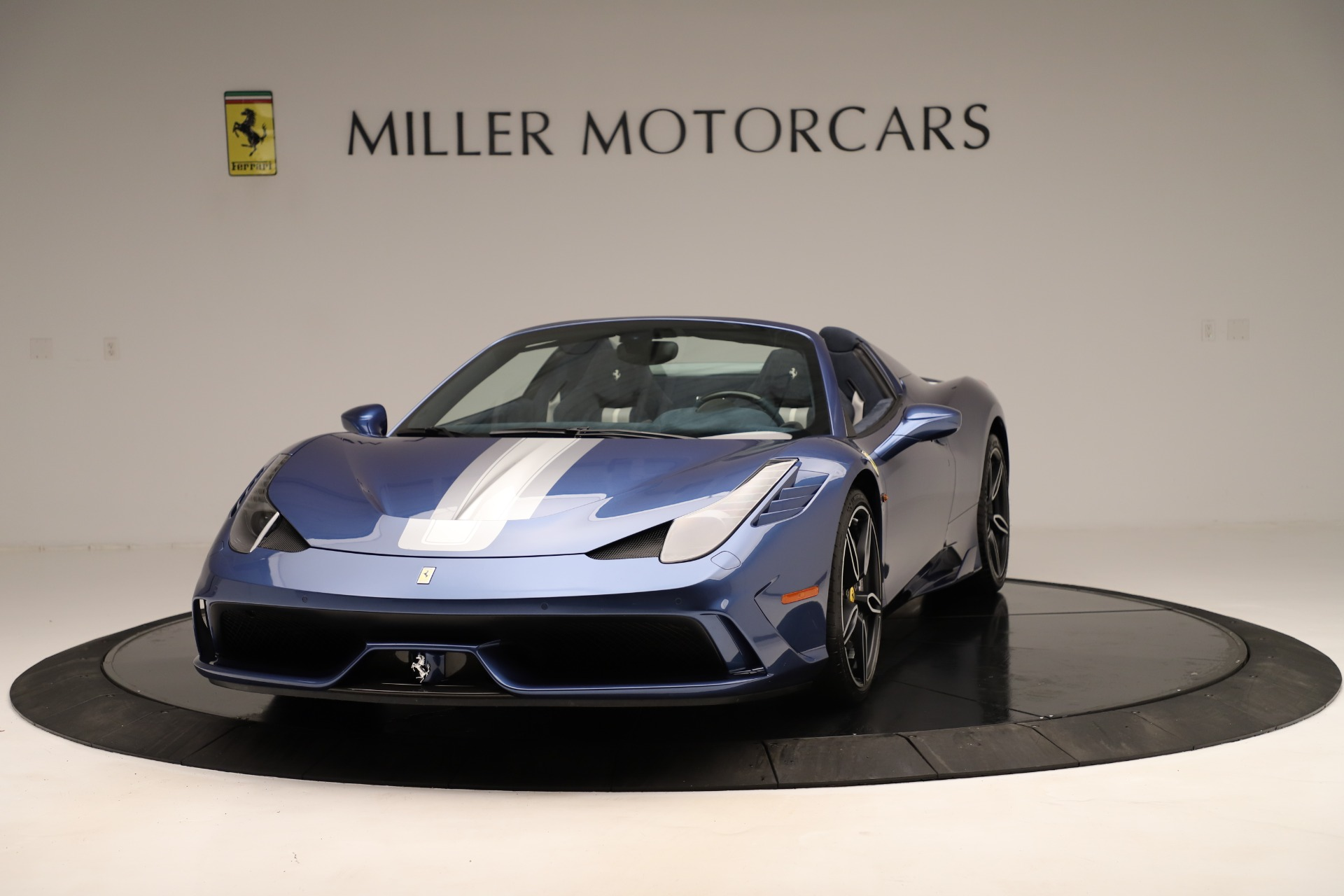 Used 2015 Ferrari 458 Speciale Aperta for sale Sold at McLaren Greenwich in Greenwich CT 06830 1