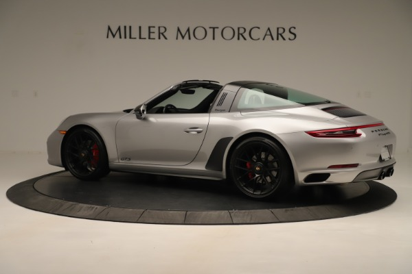 Used 2017 Porsche 911 Targa 4 GTS for sale Sold at McLaren Greenwich in Greenwich CT 06830 4