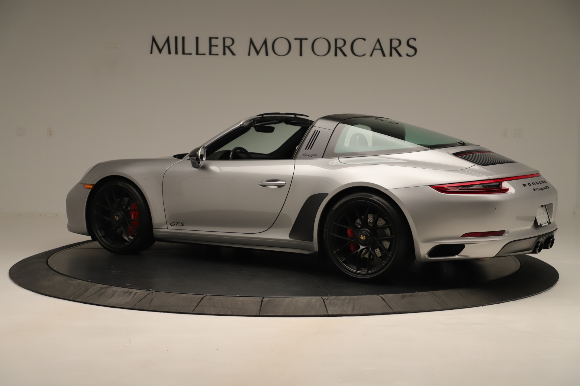 Pre Owned 2017 Porsche 911 Targa 4 Gts For Sale Special Pricing Mclaren Greenwich Stock 7514a