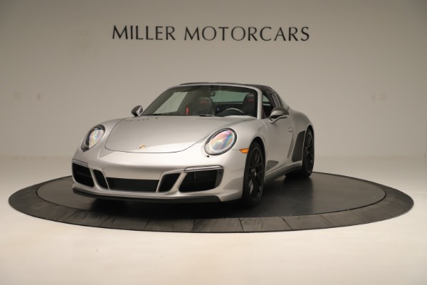 Used 2017 Porsche 911 Targa 4 GTS for sale Sold at McLaren Greenwich in Greenwich CT 06830 1
