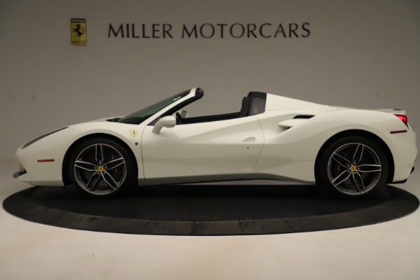 Used 2016 Ferrari 488 Spider for sale $276,900 at McLaren Greenwich in Greenwich CT 06830 3