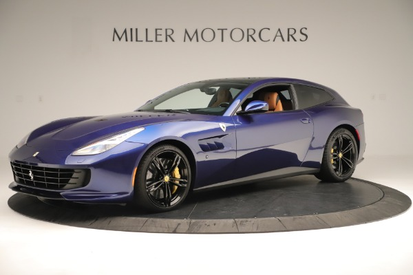 Used 2019 Ferrari GTC4Lusso for sale Sold at McLaren Greenwich in Greenwich CT 06830 2