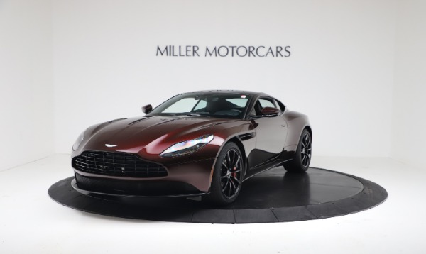 New 2019 Aston Martin DB11 V12 AMR Coupe for sale $263,916 at McLaren Greenwich in Greenwich CT 06830 2