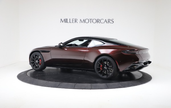 New 2019 Aston Martin DB11 V12 AMR Coupe for sale $263,916 at McLaren Greenwich in Greenwich CT 06830 4