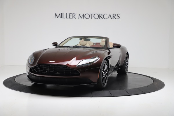 Used 2020 Aston Martin DB11 Volante Convertible for sale $223,900 at McLaren Greenwich in Greenwich CT 06830 2