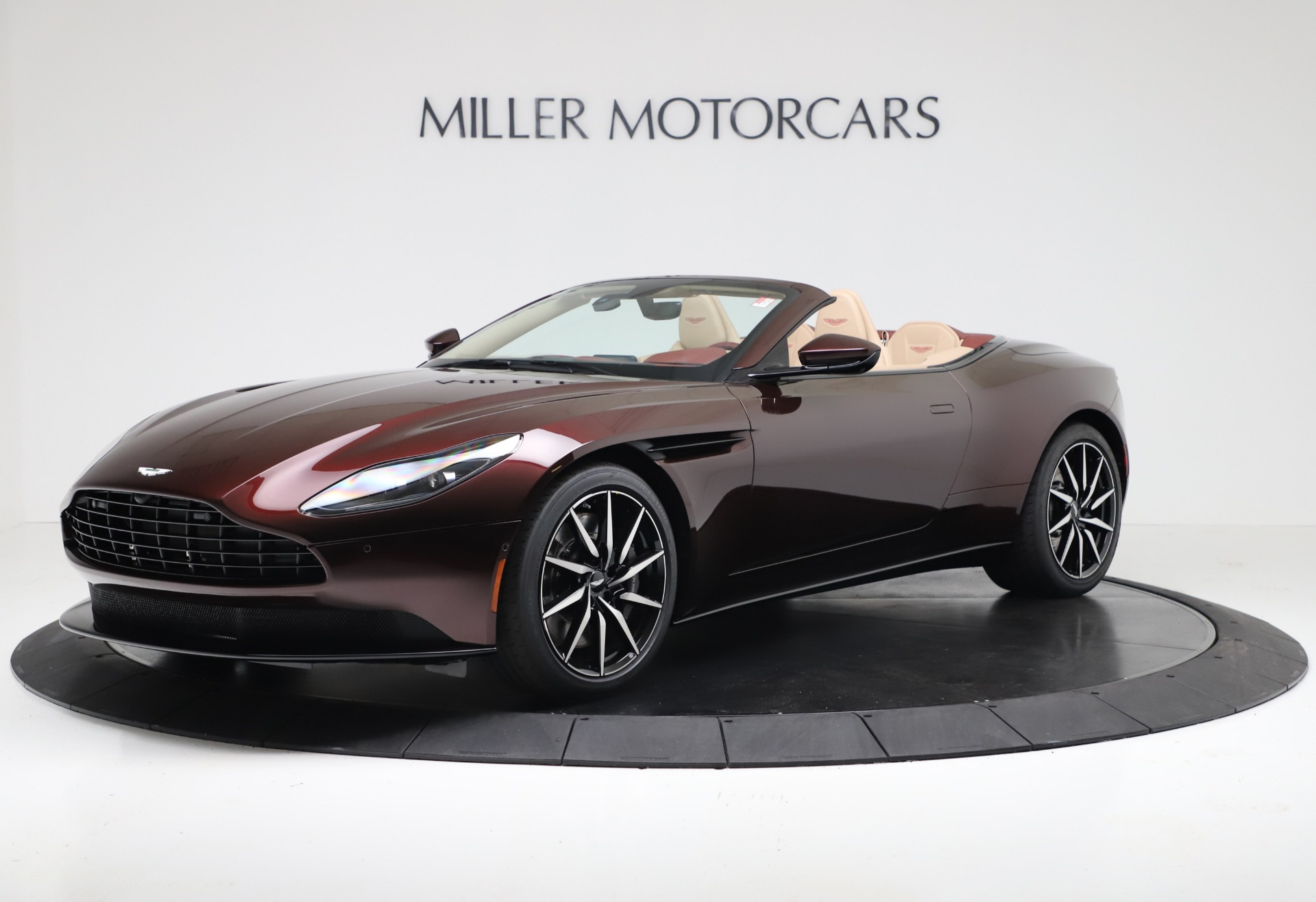Used 2020 Aston Martin DB11 Volante Convertible for sale $223,900 at McLaren Greenwich in Greenwich CT 06830 1