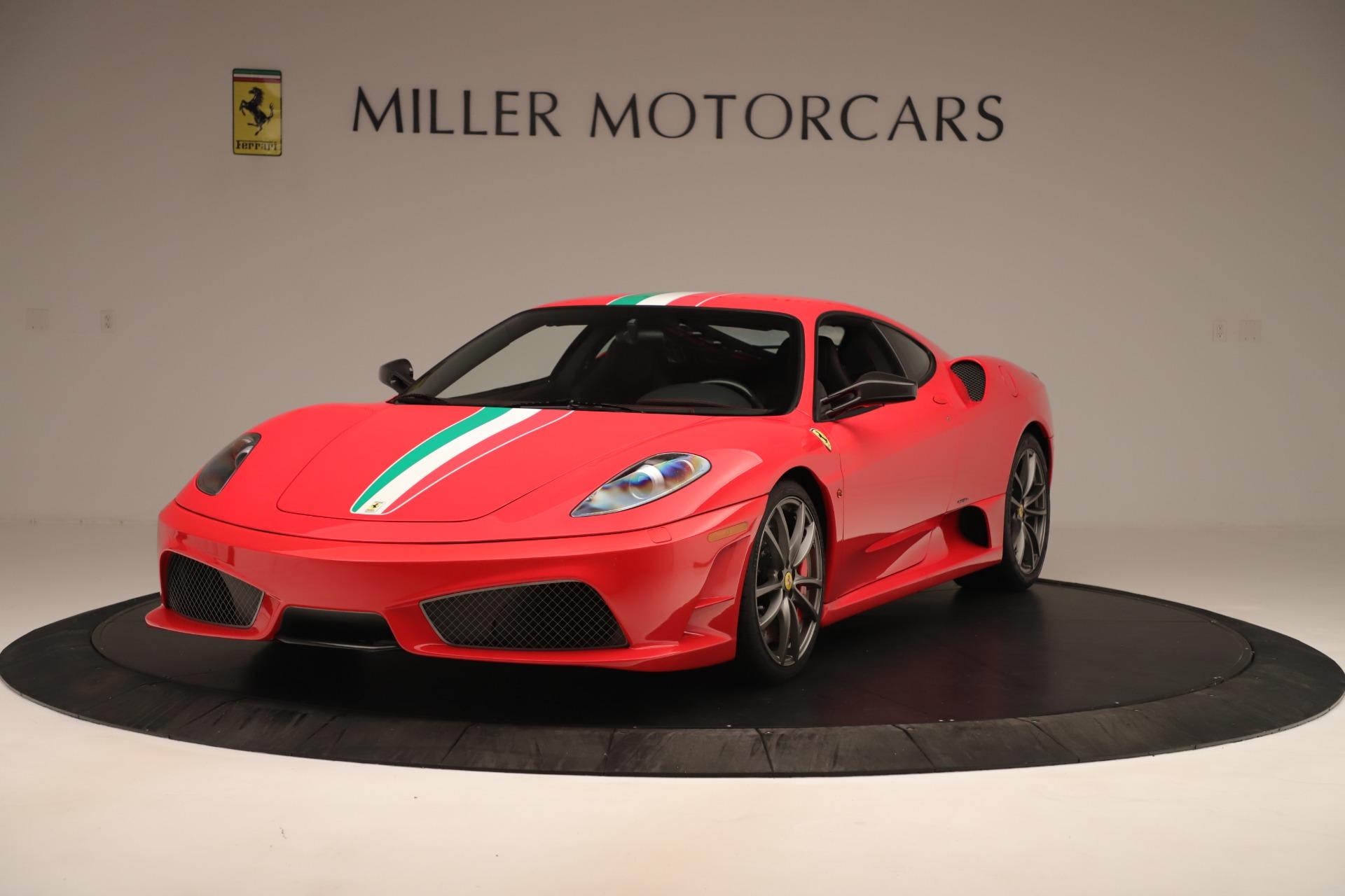 Used 2008 Ferrari F430 Scuderia for sale $229,900 at McLaren Greenwich in Greenwich CT 06830 1