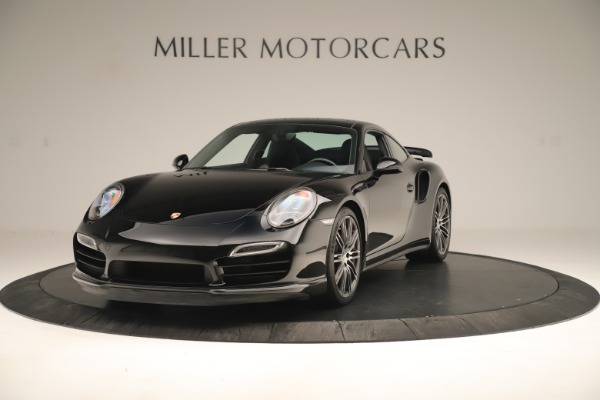Used 2014 Porsche 911 Turbo for sale Sold at McLaren Greenwich in Greenwich CT 06830 1