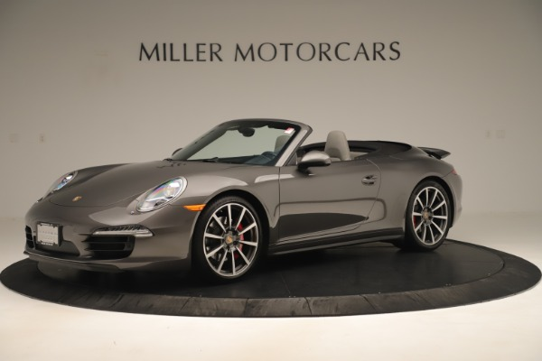 Used 2015 Porsche 911 Carrera 4S for sale Sold at McLaren Greenwich in Greenwich CT 06830 2