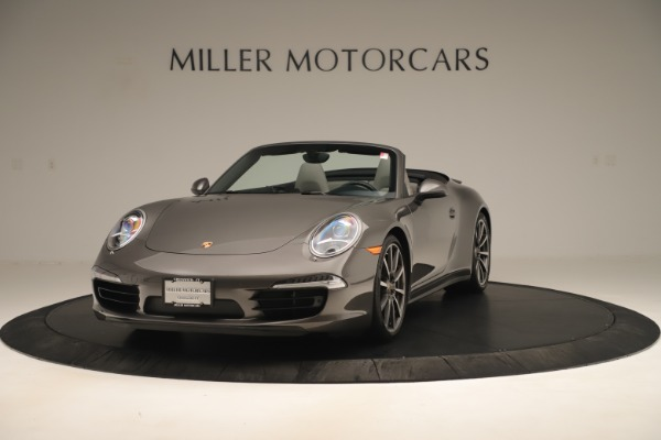 Used 2015 Porsche 911 Carrera 4S for sale Sold at McLaren Greenwich in Greenwich CT 06830 1