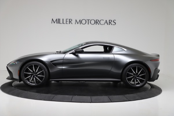 Used 2020 Aston Martin Vantage Coupe for sale $123,900 at McLaren Greenwich in Greenwich CT 06830 2