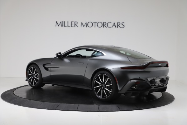Used 2020 Aston Martin Vantage Coupe for sale $123,900 at McLaren Greenwich in Greenwich CT 06830 3