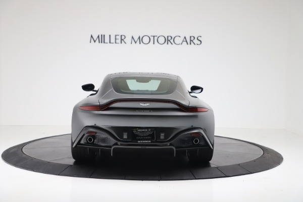 Used 2020 Aston Martin Vantage Coupe for sale $123,900 at McLaren Greenwich in Greenwich CT 06830 4