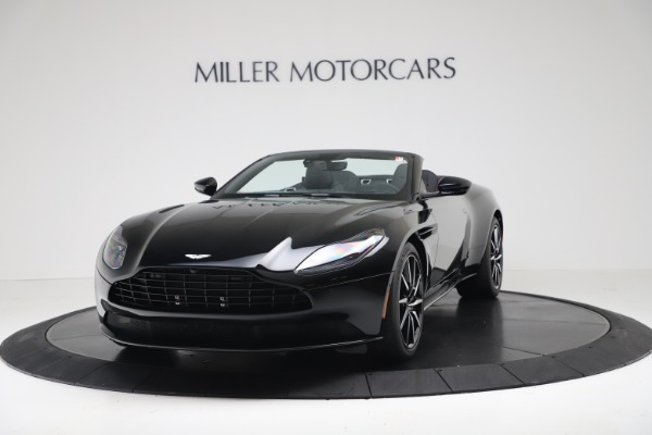 New 2020 Aston Martin DB11 Convertible for sale Sold at McLaren Greenwich in Greenwich CT 06830 2