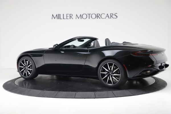 New 2020 Aston Martin DB11 Convertible for sale Sold at McLaren Greenwich in Greenwich CT 06830 4