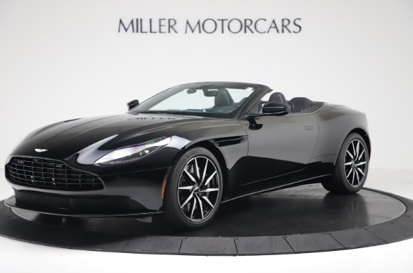 New 2020 Aston Martin DB11 Convertible for sale Sold at McLaren Greenwich in Greenwich CT 06830 1