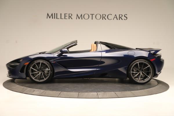 New 2020 McLaren 720S Spider for sale $372,250 at McLaren Greenwich in Greenwich CT 06830 2