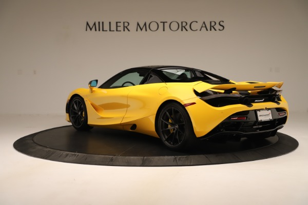 New 2020 McLaren 720S SPIDER Convertible for sale $385,690 at McLaren Greenwich in Greenwich CT 06830 4