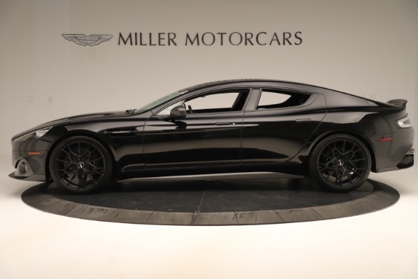 New 2019 Aston Martin Rapide V12 AMR for sale Sold at McLaren Greenwich in Greenwich CT 06830 2