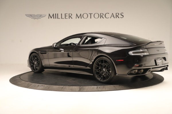New 2019 Aston Martin Rapide V12 AMR for sale Sold at McLaren Greenwich in Greenwich CT 06830 3