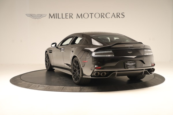 New 2019 Aston Martin Rapide V12 AMR for sale Sold at McLaren Greenwich in Greenwich CT 06830 4