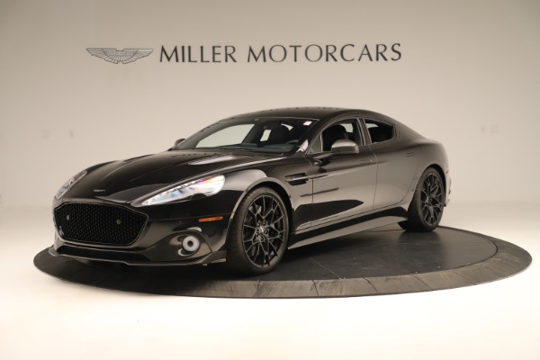 Used 2019 Aston Martin Rapide V12 AMR for sale $199,900 at McLaren Greenwich in Greenwich CT 06830 1