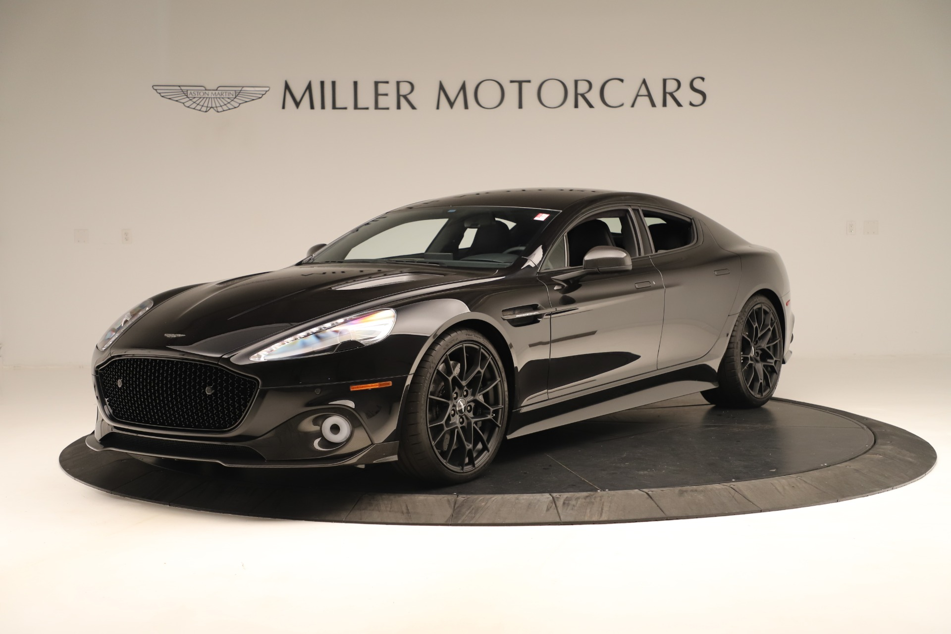 New 2019 Aston Martin Rapide V12 AMR for sale Sold at McLaren Greenwich in Greenwich CT 06830 1