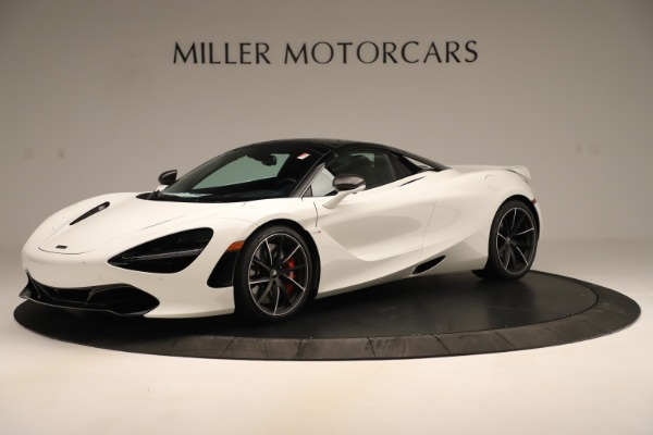 New 2020 McLaren 720S SPIDER Convertible for sale Sold at McLaren Greenwich in Greenwich CT 06830 2