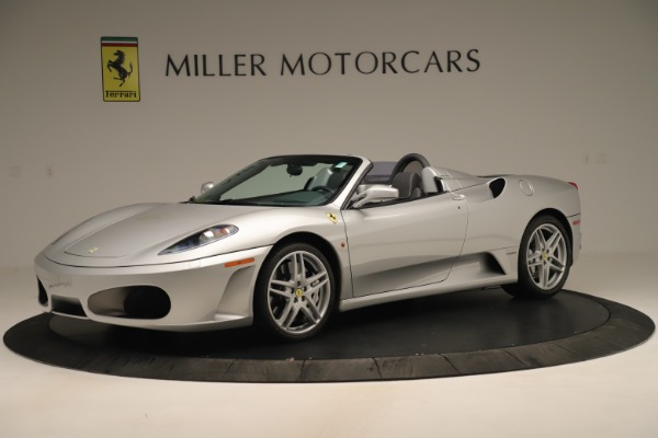 Used 2008 Ferrari F430 Spider for sale $129,900 at McLaren Greenwich in Greenwich CT 06830 2