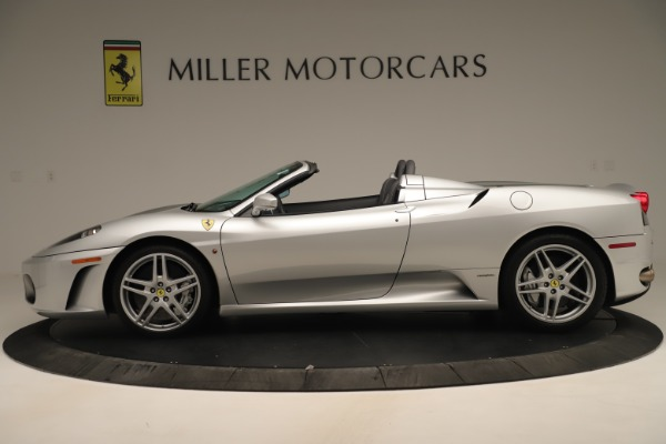 Used 2008 Ferrari F430 Spider for sale $129,900 at McLaren Greenwich in Greenwich CT 06830 3