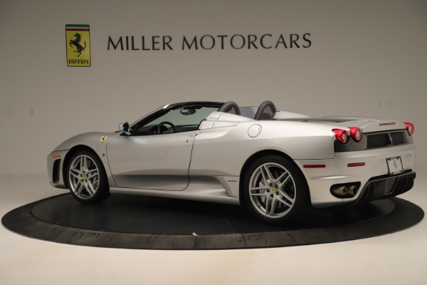 Used 2008 Ferrari F430 Spider for sale $129,900 at McLaren Greenwich in Greenwich CT 06830 4