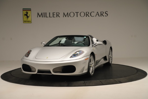 Used 2008 Ferrari F430 Spider for sale $129,900 at McLaren Greenwich in Greenwich CT 06830 1