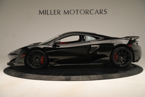 Used 2019 McLaren 600LT Luxury for sale Call for price at McLaren Greenwich in Greenwich CT 06830 2