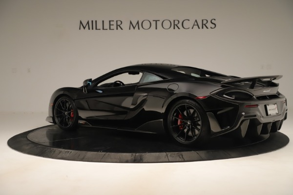 Used 2019 McLaren 600LT Luxury for sale Call for price at McLaren Greenwich in Greenwich CT 06830 3