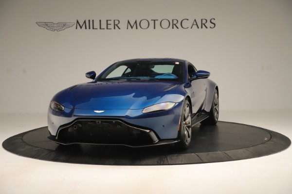 Used 2020 Aston Martin Vantage Coupe for sale Sold at McLaren Greenwich in Greenwich CT 06830 2