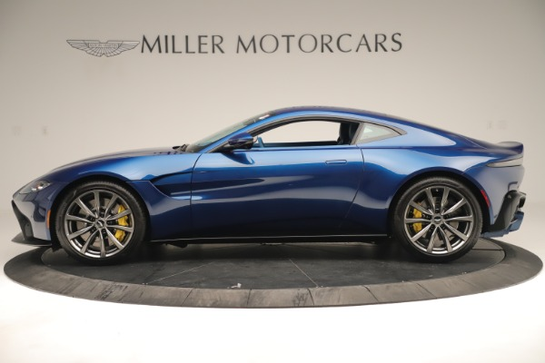 Used 2020 Aston Martin Vantage Coupe for sale Sold at McLaren Greenwich in Greenwich CT 06830 3