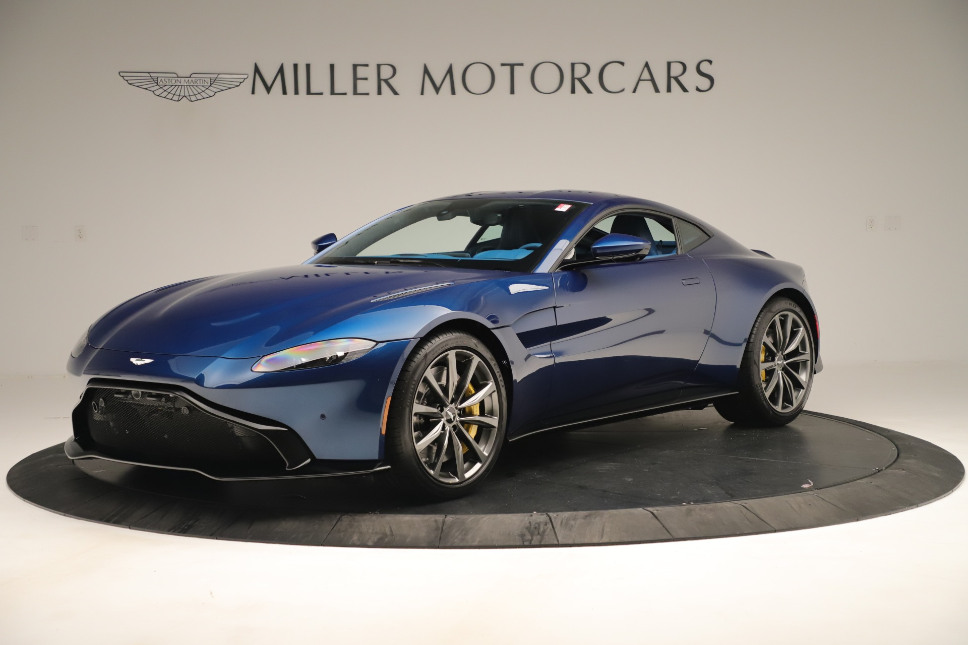 Used 2020 Aston Martin Vantage Coupe for sale Sold at McLaren Greenwich in Greenwich CT 06830 1