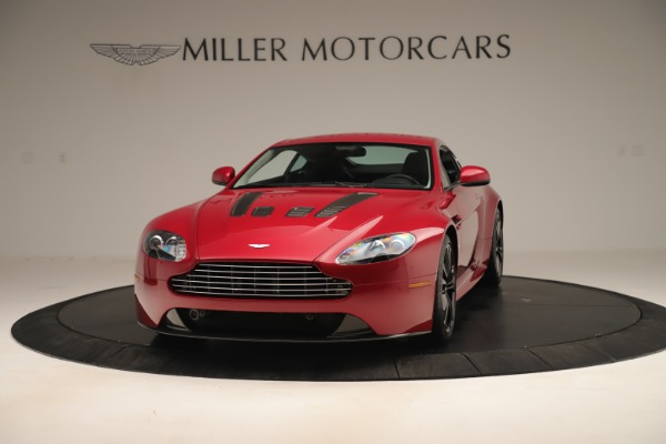 Used 2011 Aston Martin V12 Vantage Coupe for sale Sold at McLaren Greenwich in Greenwich CT 06830 2