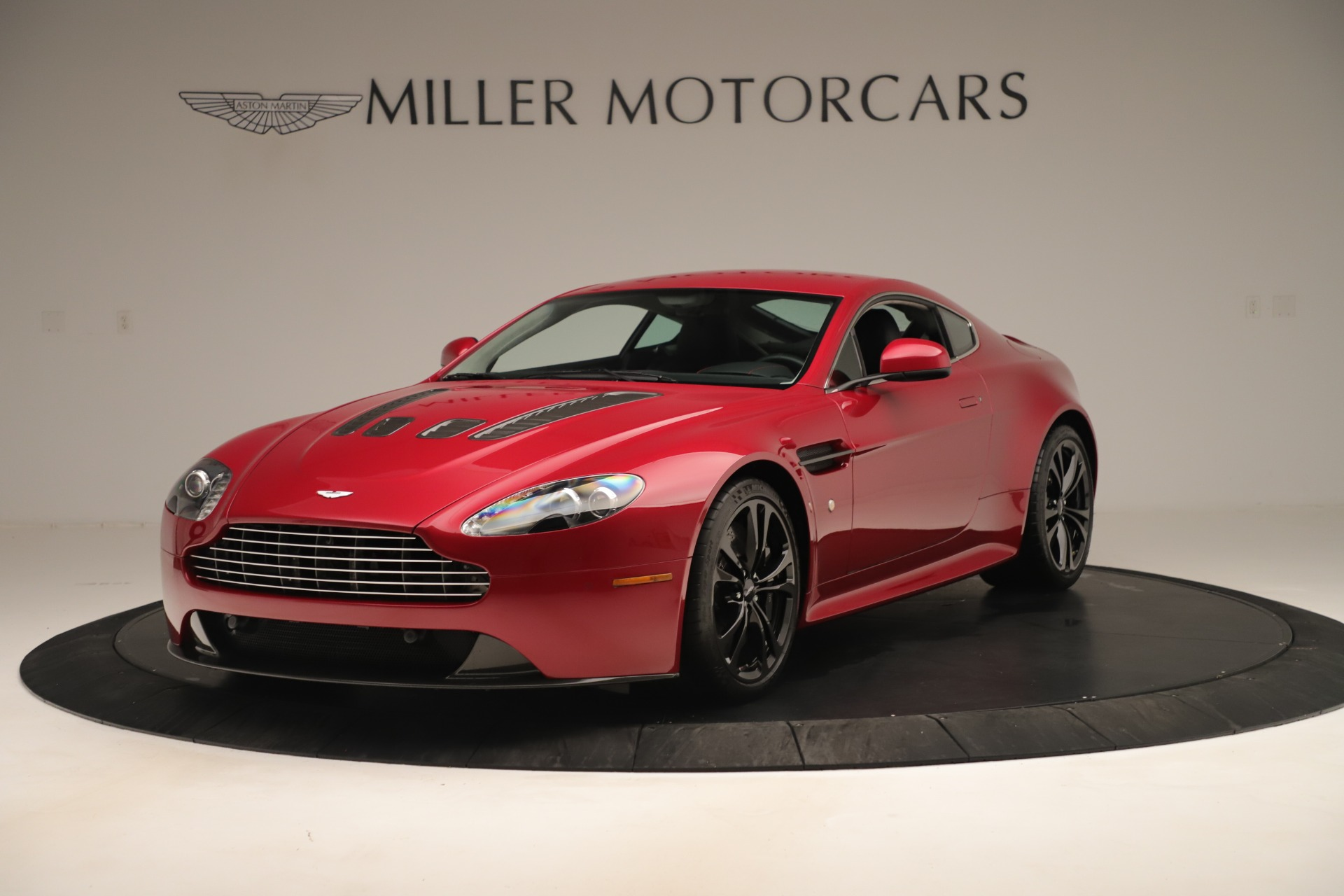 Used 2011 Aston Martin V12 Vantage Coupe for sale Sold at McLaren Greenwich in Greenwich CT 06830 1