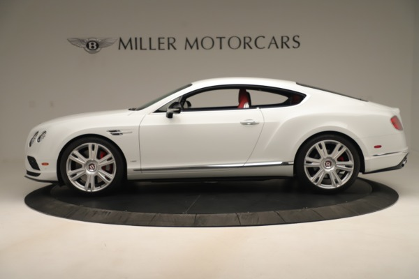 Used 2016 Bentley Continental GT V8 S for sale Sold at McLaren Greenwich in Greenwich CT 06830 3