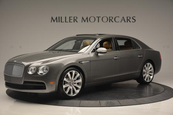 Used 2016 Bentley Flying Spur V8 for sale Sold at McLaren Greenwich in Greenwich CT 06830 2