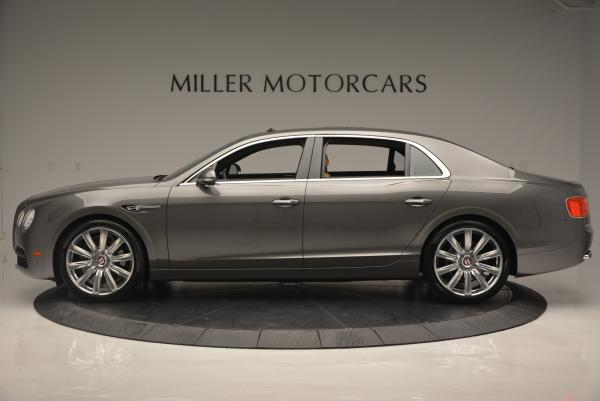 Used 2016 Bentley Flying Spur V8 for sale Sold at McLaren Greenwich in Greenwich CT 06830 3