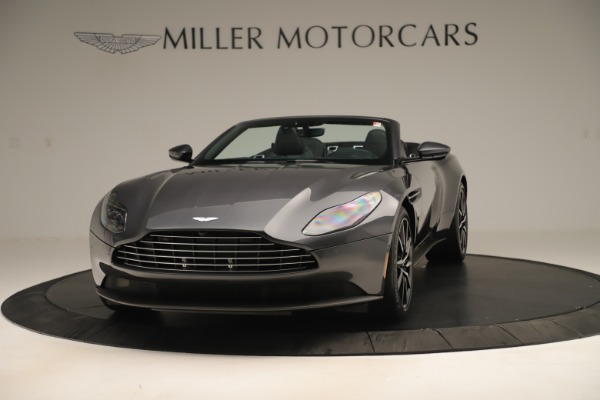 New 2019 Aston Martin DB11 V8 for sale Sold at McLaren Greenwich in Greenwich CT 06830 2