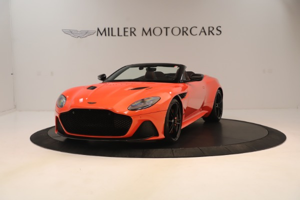 New 2020 Aston Martin DBS Superleggera for sale Call for price at McLaren Greenwich in Greenwich CT 06830 2