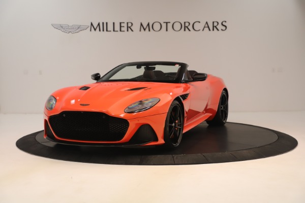 New 2020 Aston Martin DBS Superleggera for sale Call for price at McLaren Greenwich in Greenwich CT 06830 3